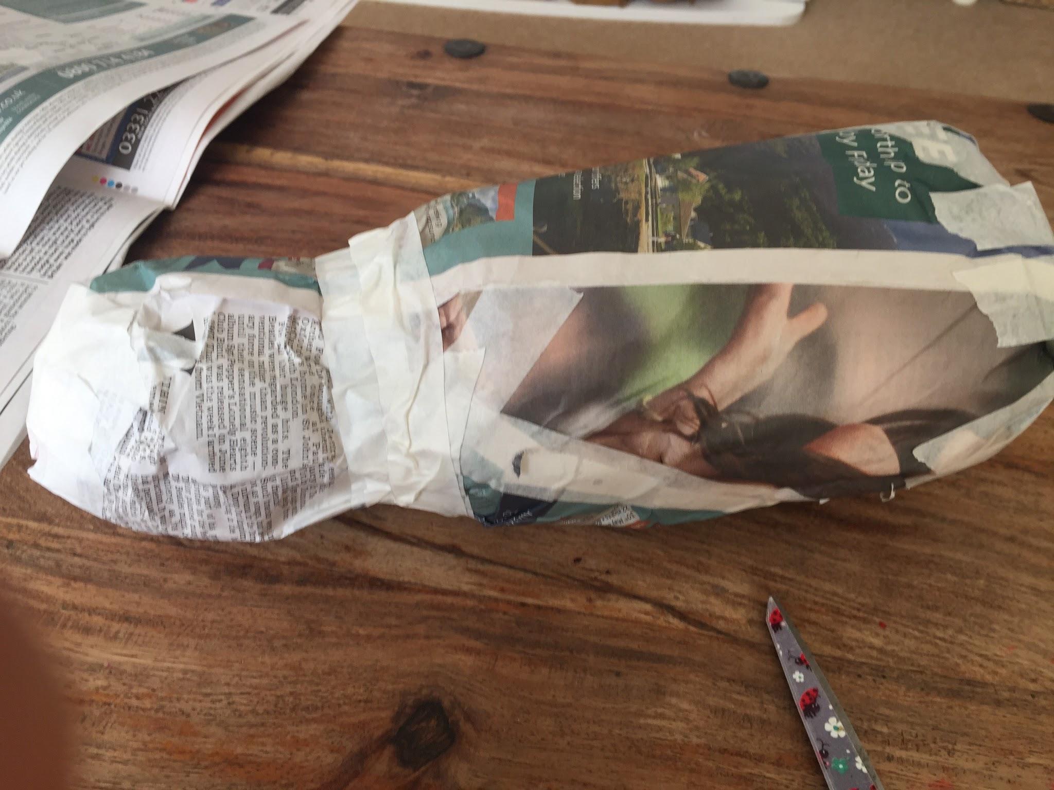 DIY Paper Mache Unicorn Decor – Factory Direct Craft Blog | 1536x2048